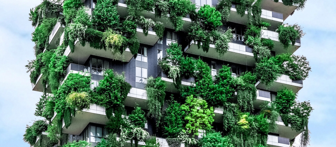 Grøn bolig